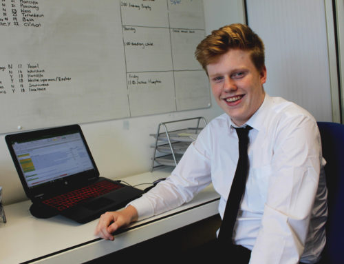 My week with Professional Apprenticeships